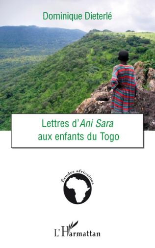 Couverture Lettres d'Ani Sara aux enfants du Togo