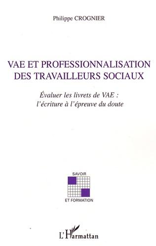 Couverture Vae et professionnalisation des travailleurs sociaux