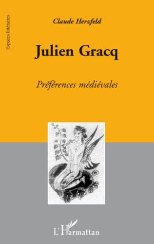 Couverture Julien Gracq