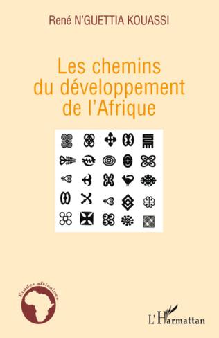 Couverture Les chemins du développement de l'Afrique