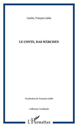 Couverture LE CONTE, DAS MÄRCHEN