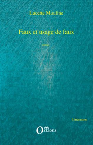 Couverture FAUX ET USAGE DE FAUX