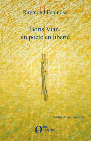 Couverture Boris Vian, un poète en liberté