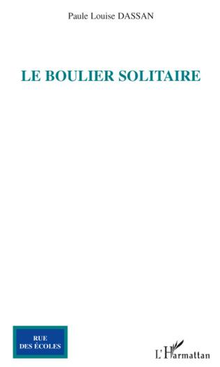 Couverture Le Boulier solitaire