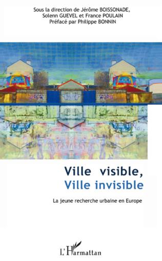 Couverture Ville visible, ville invisible