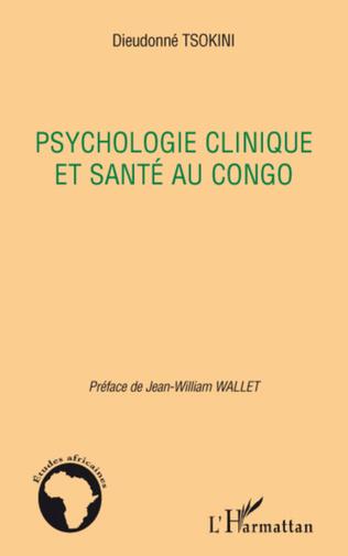 Couverture Psychologie clinique et santé au Congo
