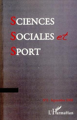 Couverture Sciences sociales et Sport n° 1