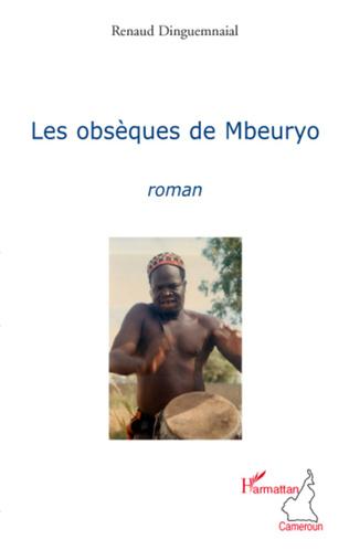 Couverture Les obsèques de Mbeuryo