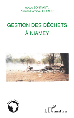 Couverture Gestion des déchets à Niamey