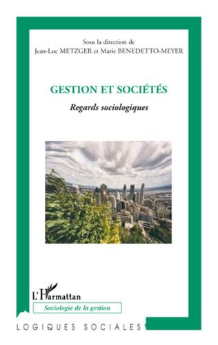 Couverture Gestion et sociétés
