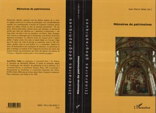 Couverture Mémoires de patrimoines