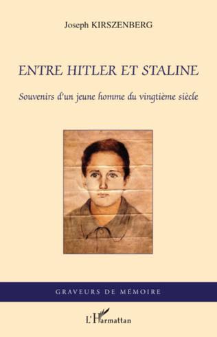Couverture Entre Hitler et Staline