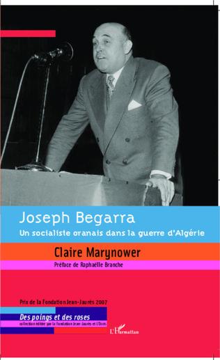 Couverture Joseph Begarra