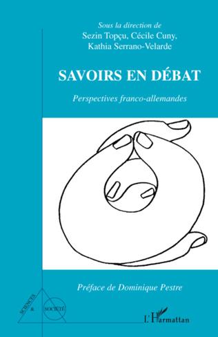 Couverture Savoirs en débat