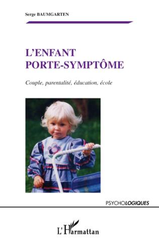 Couverture L'enfant porte-symptôme