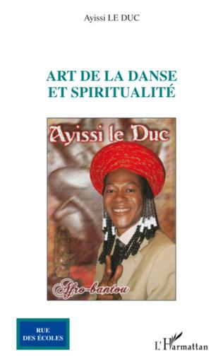 Couverture Art de la danse et spiritualité