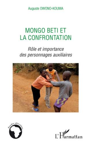 Couverture Mongo Beti et la confrontation