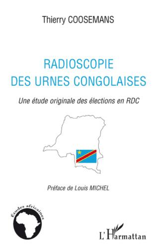 Couverture Radioscopie des urnes congolaises