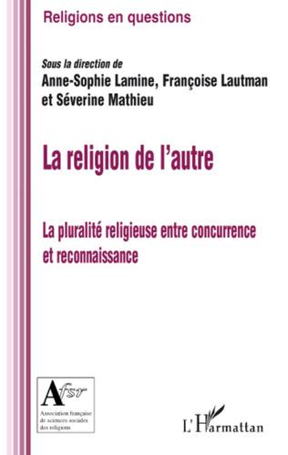 Couverture Religion de l'autre