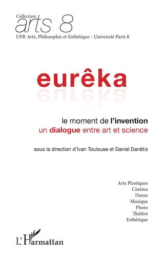 Couverture Eurêka, le moment de l'invention