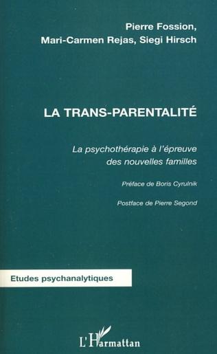 Couverture La trans-parentalité