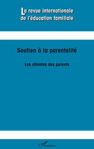 Couverture Soutien à la parentalité : les attentes des parents