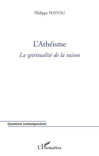 Couverture L'athéisme