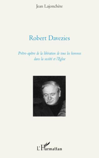 Couverture Robert Davezies