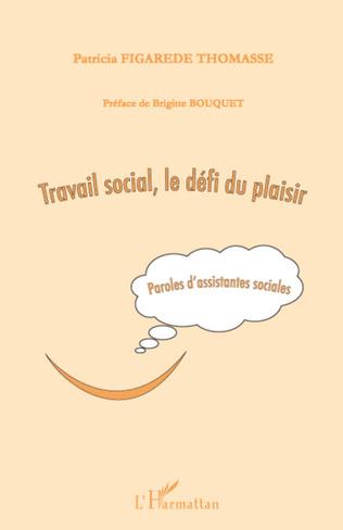 Couverture Travail social, le défi du plaisir