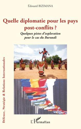 Couverture Quelle diplomatie pour les pays post-conflits ?