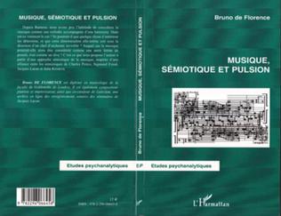 Couverture Musique, sémiotique et pulsion