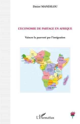 Couverture L'économie de partage en Afrique