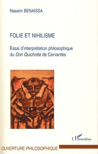 Couverture Folie et nihilisme