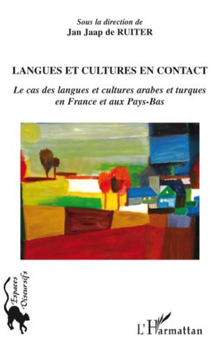 Couverture Langues et cultures en contact