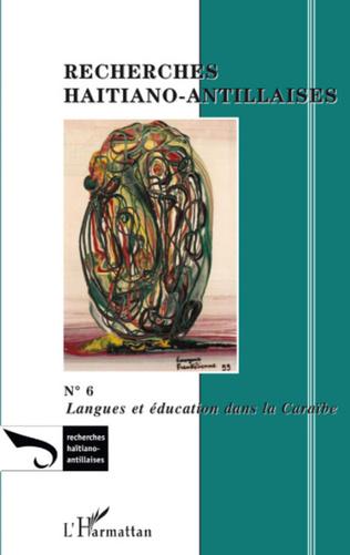 Couverture Langues et éducation dans la Caraïbe