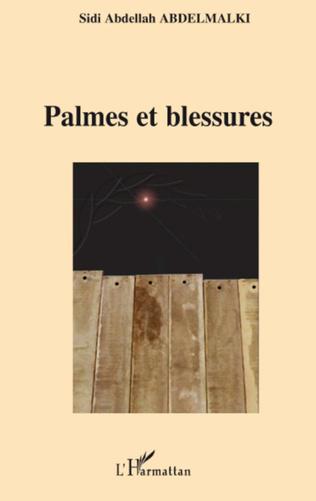 Couverture Palmes et blessures