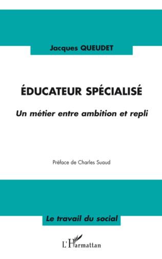 Couverture Educateur spécialisé