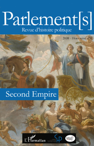 Couverture Second Empire