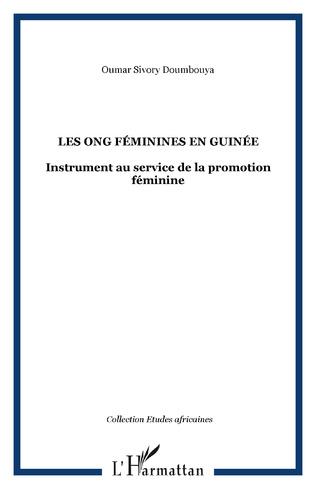 Couverture Les ONG féminines en Guinée