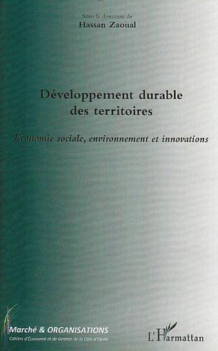Couverture Développement durable des territoires