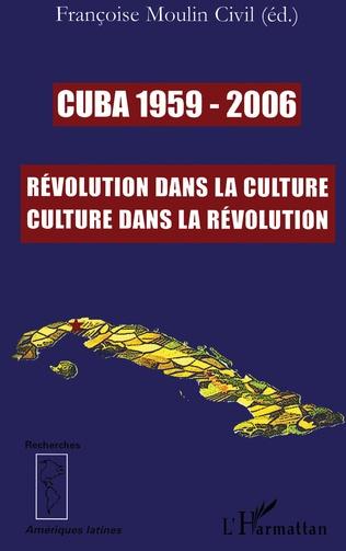 Couverture Cuba 1959-2006
