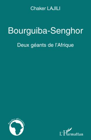 Couverture Bourguiba-Senghor