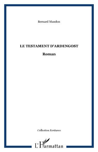 Couverture Le Testament d'Ardengost