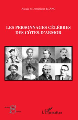 Couverture Les personnages célèbres des Côtes-d'Armor