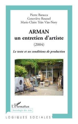 Couverture Arman