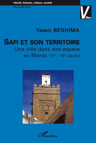 Couverture Safi et son territoire