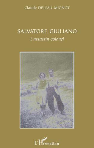 Couverture Salvatore Giuliano