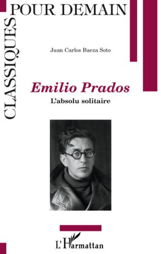 Couverture Emilio Prados