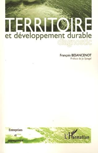 Couverture Territoire et développement durable
