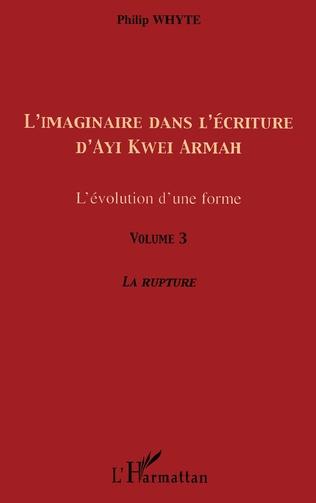 Couverture L'imaginaire dans l'écriture d'Ayi Kwei Armah